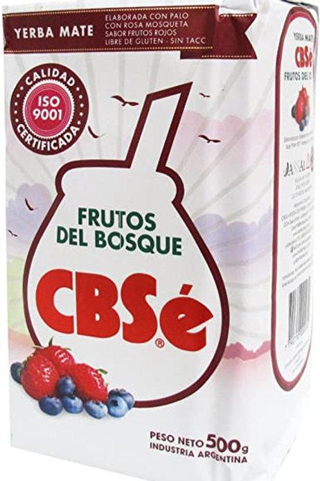 CBSe FRUTOS ROJOS 500 GRS