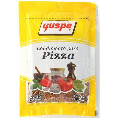 CONDIMENTO PARA PIZZA YUSPE X 50 GRS.
