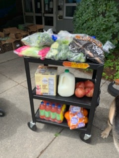 Fruit - Veggies - Dairy!