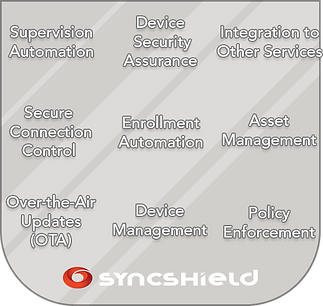SyncShield solution for Secure Communication