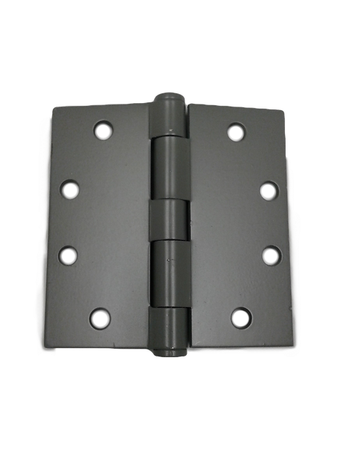 "4.5""X4.5"" PLAIN BEARING USP NRP PRIME COAT GREY HINGES"
