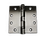 "Thumbnail: 4.5""X4.5"" 2 BALL BEARINGS US32D NRP STAINLESS STEEL HINGES"