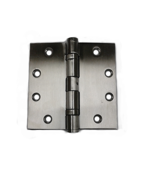 "4.5""X4.5"" 2 BALL BEARINGS US32D NRP STAINLESS STEEL HINGES"