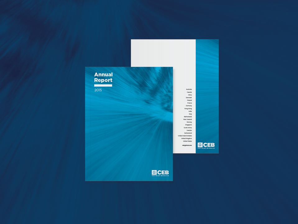 CEB Annual Report