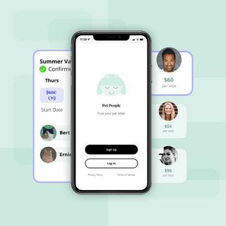 Pet People Mobile App