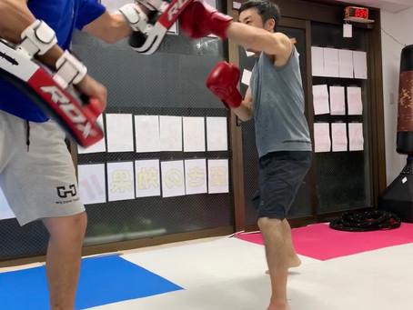 ボクシングも筋トレも(^^)