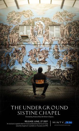 The Underground Sistine Chapel Movie Poster