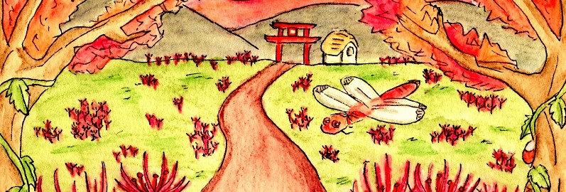 261 真赤な秋(33弁専用もあります) 小林 秀雄