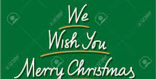 34 We Wish You A Marry Christmas イギリス民謡