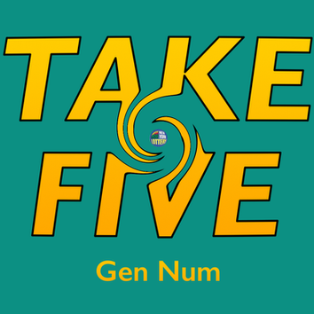 NY Take 5 game number generator