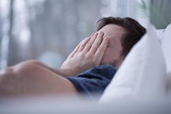 Na Perturbação do Sono