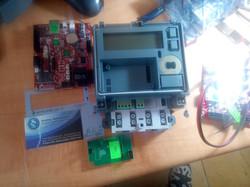 Installation inside energy meter
