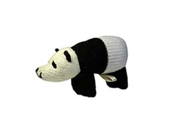 Pandabär aus Baumwolle
