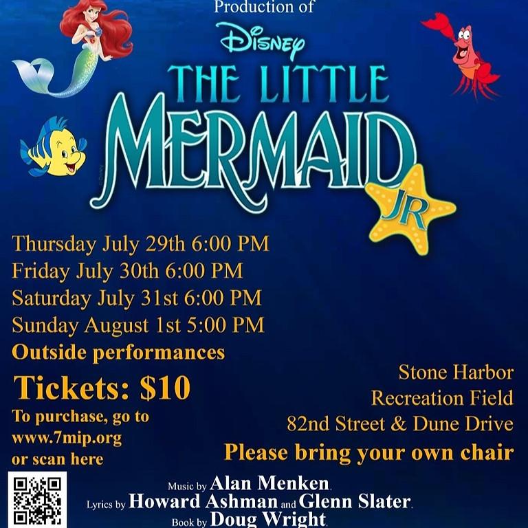 """The Little Mermaid, JR."""