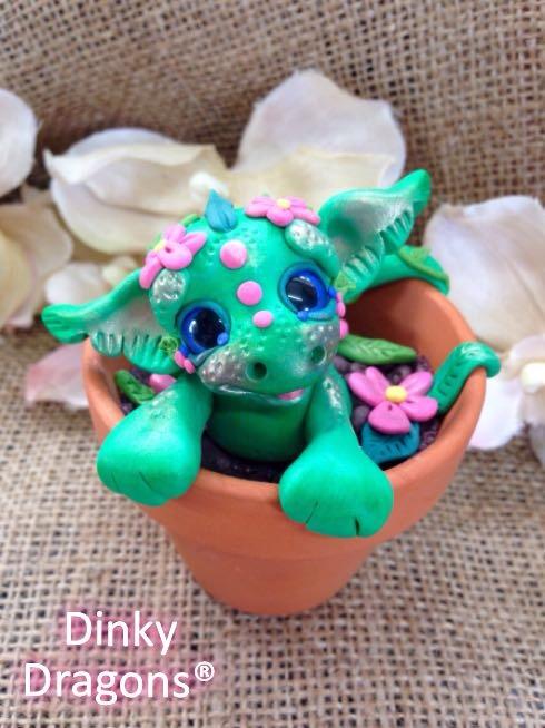 Flowerpot Dragon
