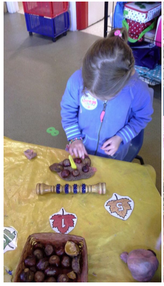 Exploring texture with conkers and p