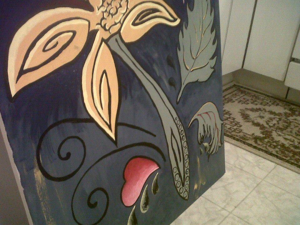 Acrylic Painting- 2013