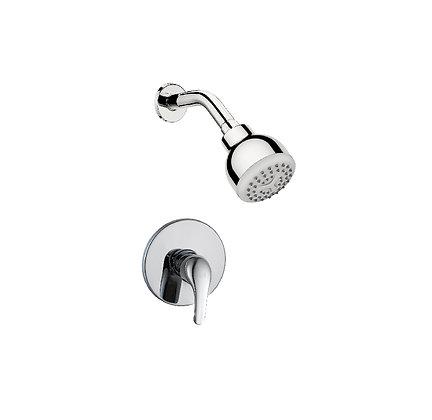 Annick concealed shower mixer set