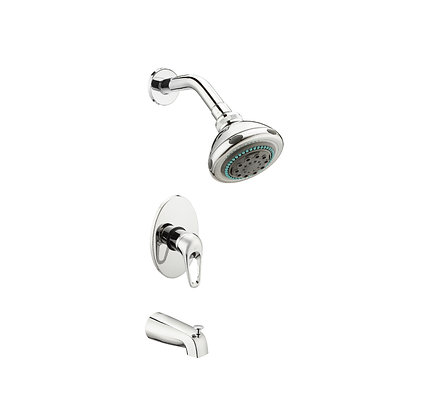 Tobago concealed bath/shower mixer set