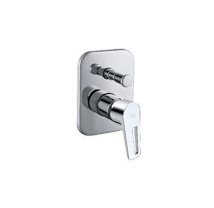 Manila concealed bath/shower diverter mixer