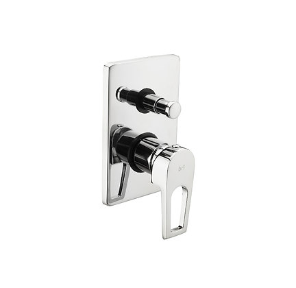 Christine concealed bath/shower diverter mixer