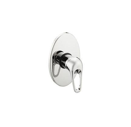 Tobago concealed shower mixer