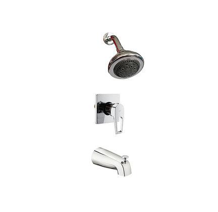 Christine concealed bath/shower mixer set
