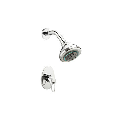Tobago concealed shower mixer set