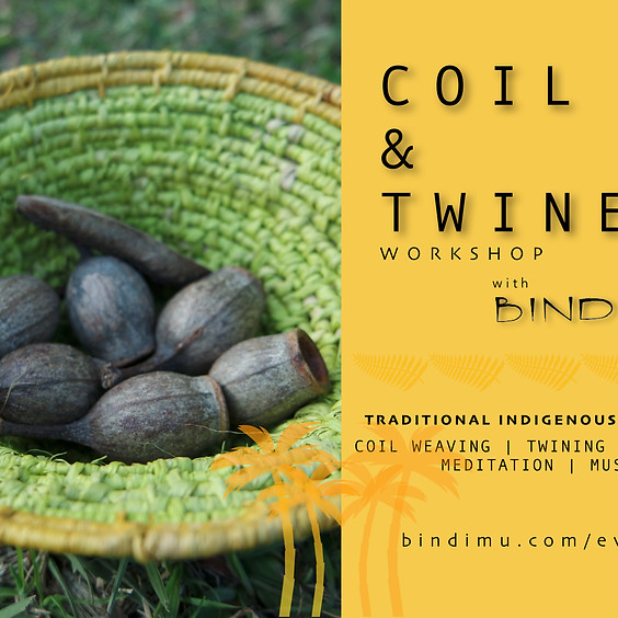 Coil and Twine Workshop