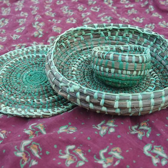 Weaving Workshop with Yanbalala