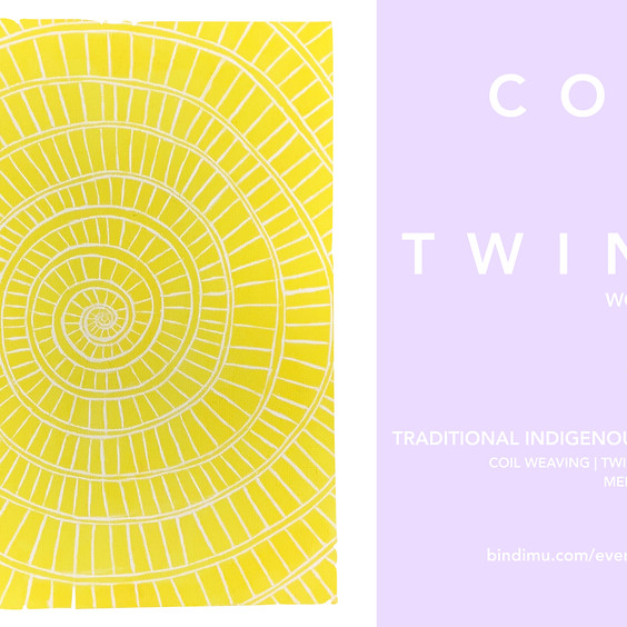 Twine and Coil Workshop
