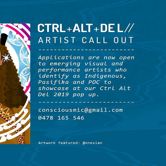 CTRL+ALT+DEL Art Exhibition