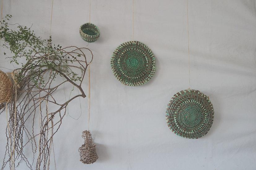 JALUN | Three Piece Woven Bowl Set