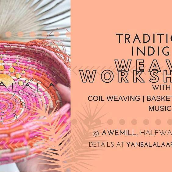 New Moon Weaving Workshop