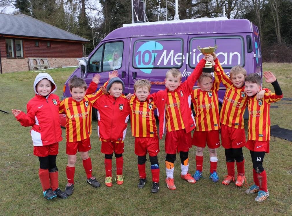 Lingfield Charity Football Event