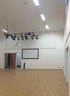 Sorts Hall