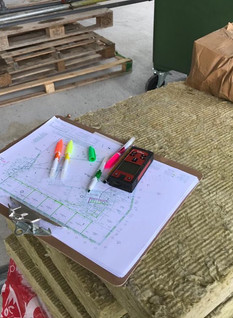 Site Survey - Drylining