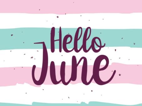 Dear Parents-June Info