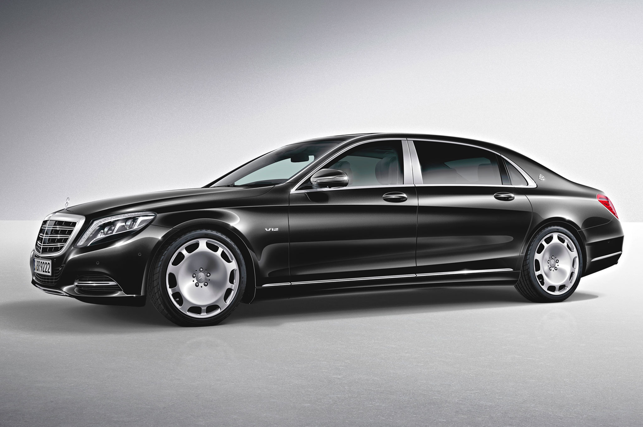 Mercedes Classe S500 Maybach