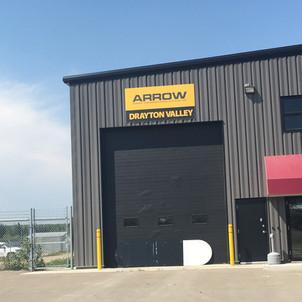 Arrow Transport Sign