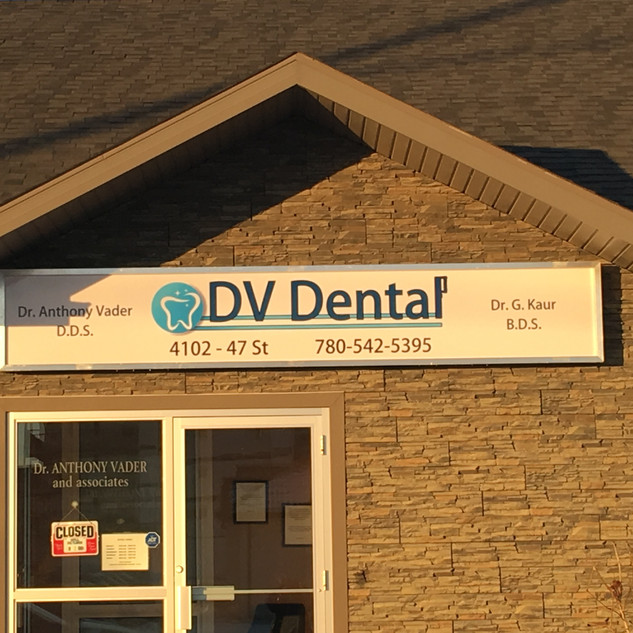 DV Dental Light Box