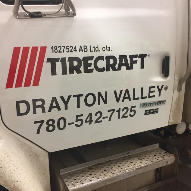 Tirecraft Vinyl