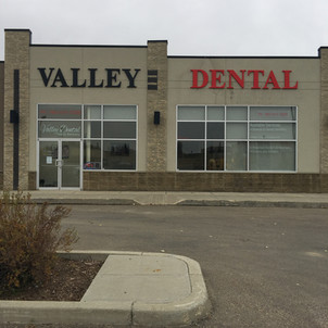 Valley Dental Gemini Letters
