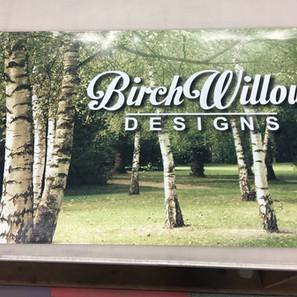 Birch Willow Banner