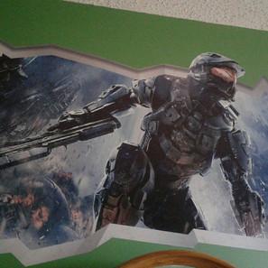 Halo Wall Vinyl