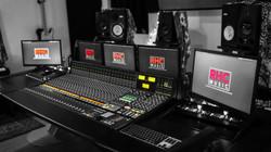 RHC Music Control Room