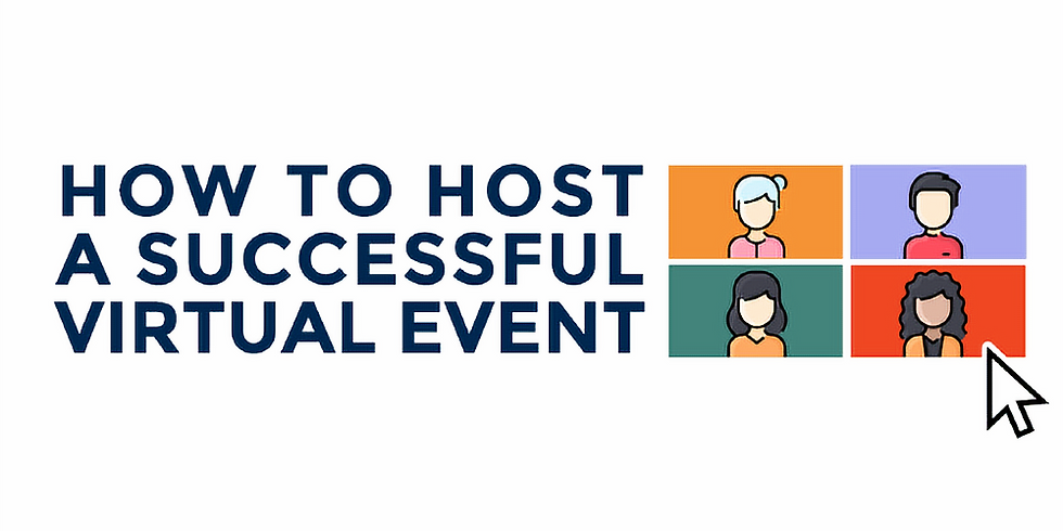 How to Host a Successful Virtual Event
