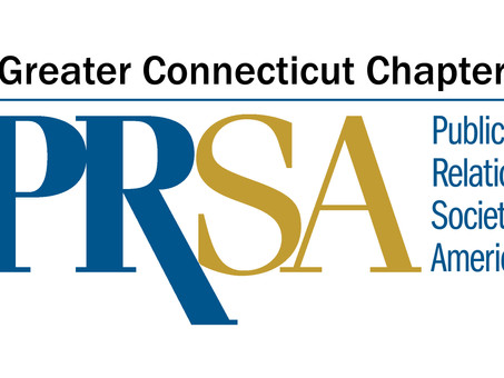 "Public Relations Society of America Begins New ""Chapter"" in Connecticut"