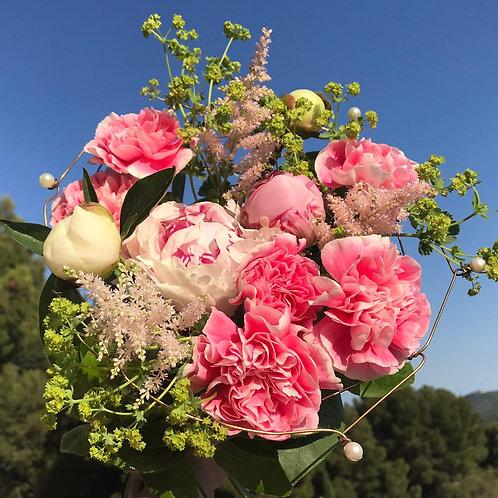 Le bouquet jardin