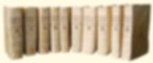 collane di libri antichi enciclopedie rarità manoscritti incunaboli cinquecentine secentine